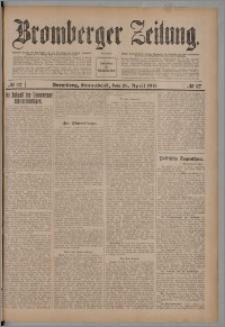 Bromberger Zeitung, 1913, nr 97
