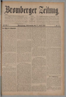 Bromberger Zeitung, 1913, nr 105