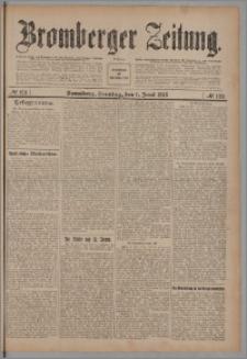 Bromberger Zeitung, 1913, nr 126