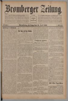Bromberger Zeitung, 1913, nr 166