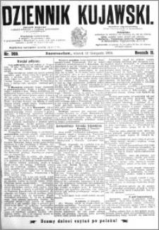 Dziennik Kujawski 1894.11.13 R.2 nr 260