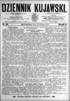 Dziennik Kujawski 1894.11.14 R.2 nr 261