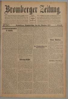 Bromberger Zeitung, 1913, nr 243