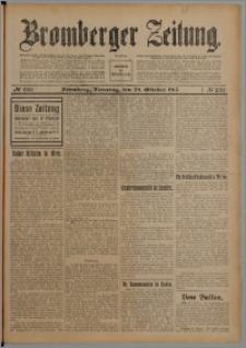 Bromberger Zeitung, 1913, nr 253