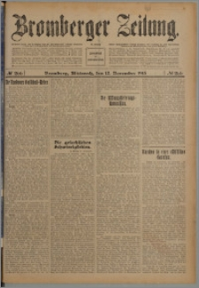 Bromberger Zeitung, 1913, nr 266
