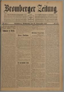 Bromberger Zeitung, 1913, nr 272