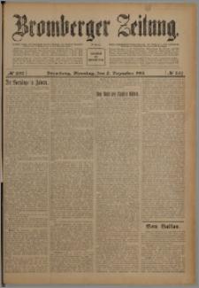 Bromberger Zeitung, 1913, nr 282