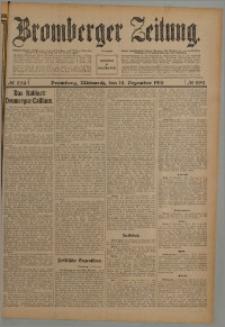 Bromberger Zeitung, 1913, nr 289