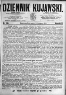 Dziennik Kujawski 1894.11.16 R.2 nr 263