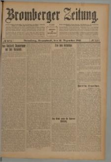Bromberger Zeitung, 1913, nr 292