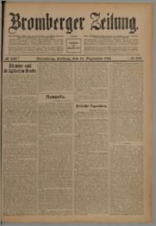 Bromberger Zeitung, 1913, nr 297