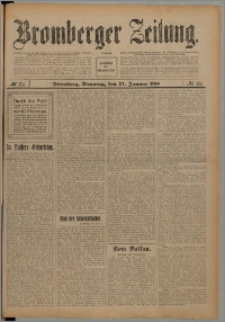 Bromberger Zeitung, 1914, nr 22