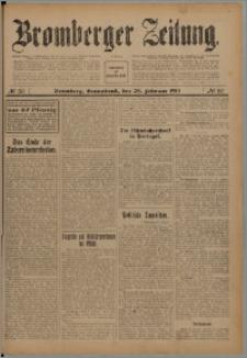 Bromberger Zeitung, 1914, nr 50