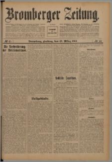 Bromberger Zeitung, 1914, nr 61