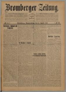 Bromberger Zeitung, 1914, nr 78