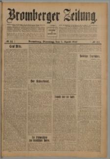 Bromberger Zeitung, 1914, nr 82