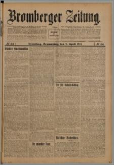 Bromberger Zeitung, 1914, nr 84