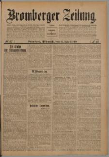 Bromberger Zeitung, 1914, nr 87