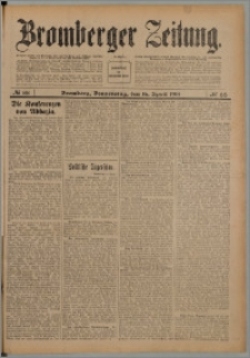 Bromberger Zeitung, 1914, nr 88