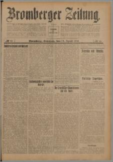 Bromberger Zeitung, 1914, nr 91