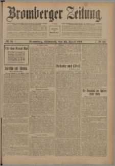 Bromberger Zeitung, 1914, nr 93