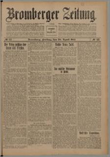 Bromberger Zeitung, 1914, nr 95