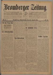 Bromberger Zeitung, 1914, nr 96