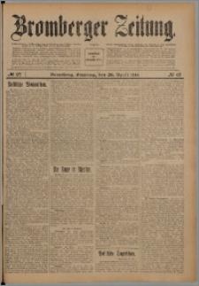 Bromberger Zeitung, 1914, nr 97