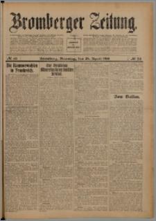 Bromberger Zeitung, 1914, nr 98