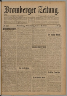Bromberger Zeitung, 1914, nr 106