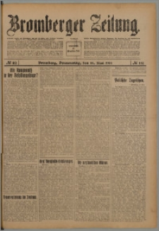 Bromberger Zeitung, 1914, nr 112