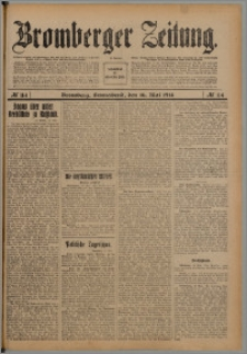 Bromberger Zeitung, 1914, nr 114