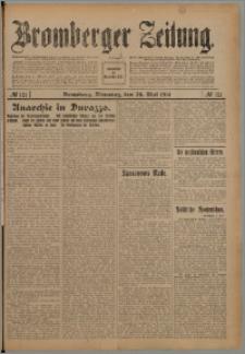 Bromberger Zeitung, 1914, nr 121