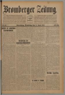 Bromberger Zeitung, 1914, nr 132