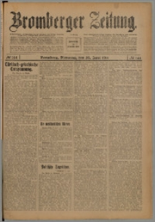 Bromberger Zeitung, 1914, nr 144