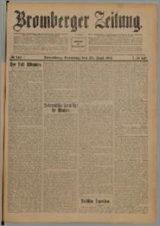Bromberger Zeitung, 1914, nr 149