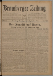Bromberger Zeitung, 1914, nr 210