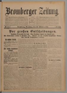 Bromberger Zeitung, 1914, nr 246