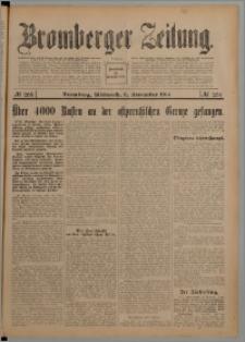 Bromberger Zeitung, 1914, nr 265