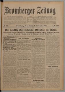 Bromberger Zeitung, 1914, nr 273