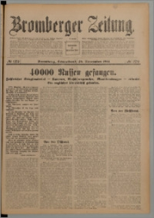 Bromberger Zeitung, 1914, nr 279