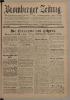 Bromberger Zeitung, 1914, nr 284