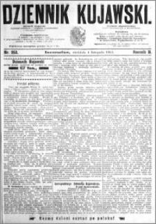 Dziennik Kujawski 1894.11.04 R.2 nr 253