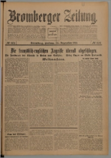 Bromberger Zeitung, 1914, nr 302