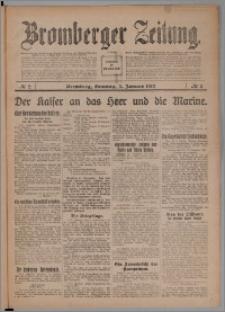 Bromberger Zeitung, 1915, nr 2