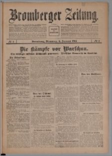 Bromberger Zeitung, 1915, nr 3