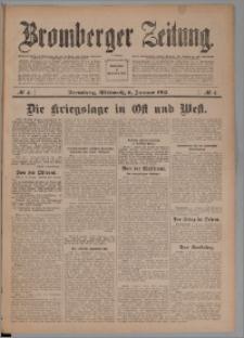 Bromberger Zeitung, 1915, nr 4