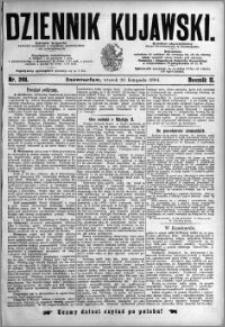 Dziennik Kujawski 1894.11.20 R.2 nr 266