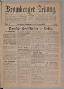 Bromberger Zeitung, 1915, nr 5