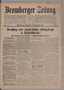 Bromberger Zeitung, 1915, nr 9